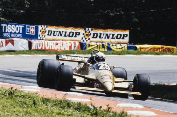 Riccardo Patrese, Arrows A3 Ford.
