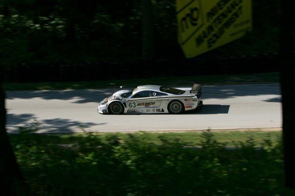 Johnny Mowlem (GBR) ACEMCO Motorsports Saleen S7-R.American Le Mans Series, Rd7, Road America, Elkhart Lake, USA, 19-21 August 2005.DIGITAL IMAGE