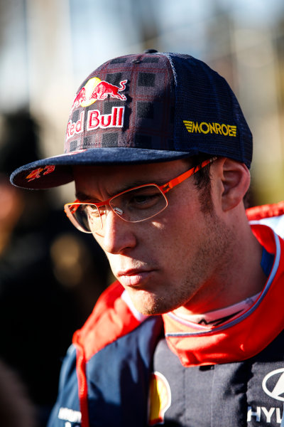 2017 FIA World Rally Championship, Round 01, Rally Monte Carlo, January 18-22, 2017, Thierry Neuville, Hyundai, Portrait Worldwide Copyright: McKlein/LAT