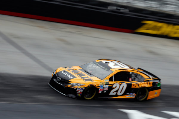 Monster Energy NASCAR Cup Series Food City 500 Bristol Motor Speedway, Bristol, TN USA Friday 21 April 2017 Matt Kenseth, DeWalt FlexVolt Toyota Camry World Copyright: Lesley Ann Miller LAT Images