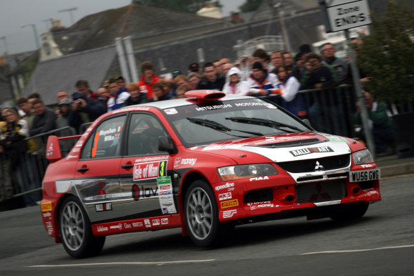 Manx International Rally 2008, 17th-19th July 2008