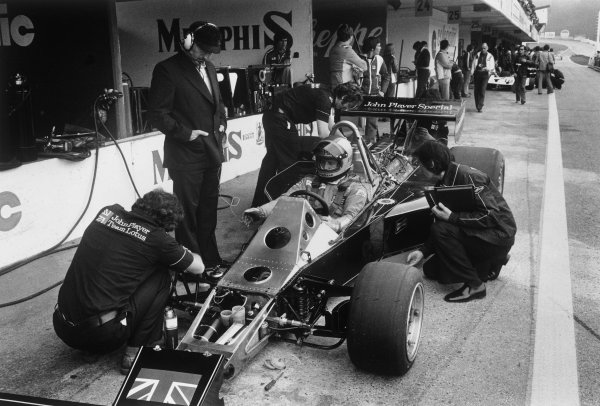 Osterreichring, Zeltweg, Austria. 13-15 August 1976.