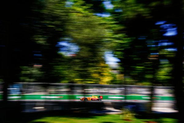 2017 FIA Formula 2 Round 4. Baku City Circuit, Baku, Azerbaijan. Sunday 25 June 2017. Sean Gelael (INA, Pertamina Arden)  Photo: Andy Hone/FIA Formula 2. ref: Digital Image _ONY9963