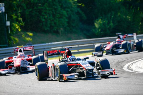 Hungaroring, Budapest, Hungary. Saturday 29 July 2017 Nyck De Vries (NED, Rapax).  Photo: Hone/FIA Formula 2 ref: Digital Image _ONZ9834