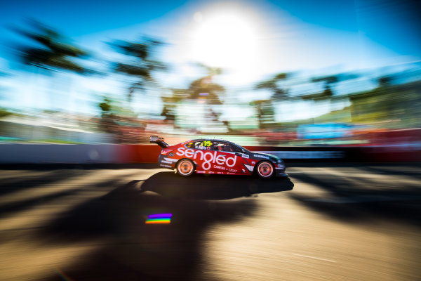 2017 Supercars Championship Round 7.  Townsville 400, Reid Park, Townsville, Queensland, Australia. Friday 7th July to Sunday 9th July 2017. Rick Kelly drives the #15 Sengled Racing Nissan Altima. World Copyright: Daniel Kalisz/ LAT Images Ref: Digital Image 070717_VASCR7_DKIMG_2044.jpg