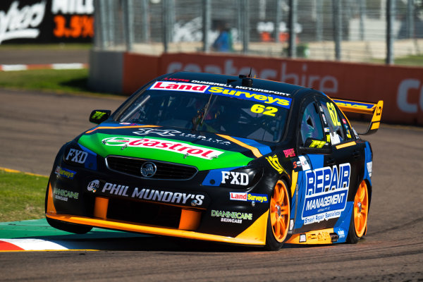 2017 Supercars Championship Round 7.  Townsville 400, Reid Park, Townsville, Queensland, Australia. Friday 7th July to Sunday 9th July 2017. Alex Rullo drives the #62 LD Motorsport Holden Commodore VF. World Copyright: Daniel Kalisz/ LAT Images Ref: Digital Image 070717_VASCR7_DKIMG_383.jpg
