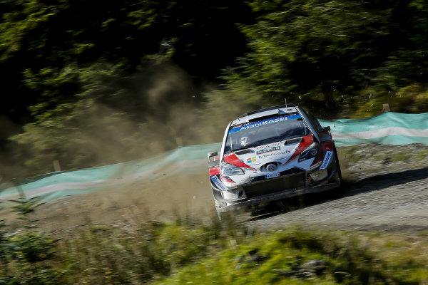 Esapekka Lappi, Toyota Gaza Racing, Toyota Yaris WRC 2018,