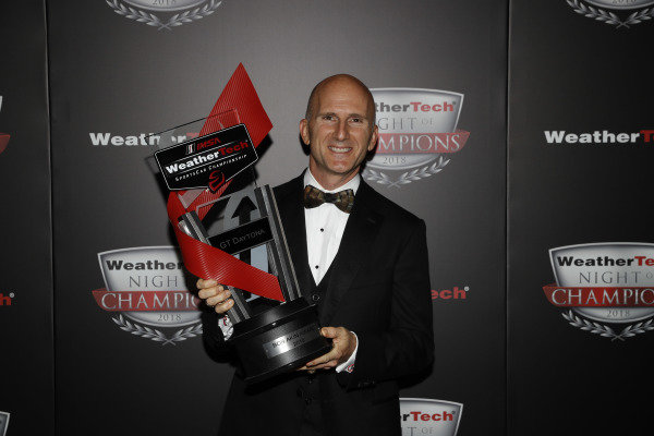 2018 WeatherTech Night of Champions, Bob Akin award winner Ben Keating