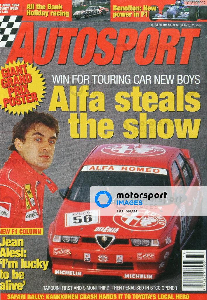 Autosport Covers 1994