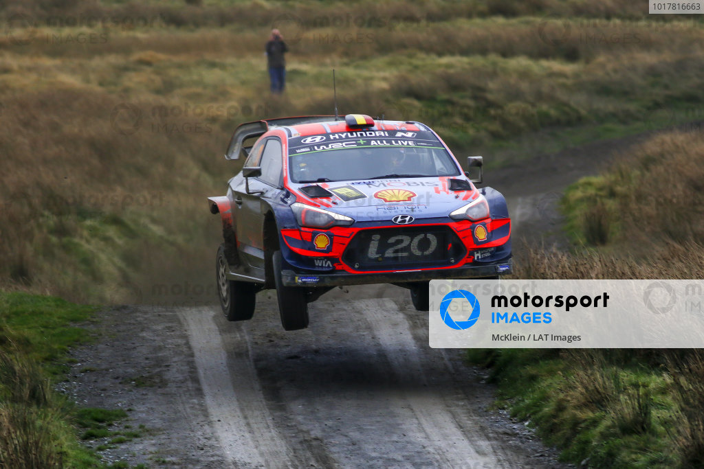 Rally Great Britain