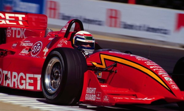 1996 CART Laguna SecaAlex Zanardi-1996, Michael L. LevittLAT Photographic