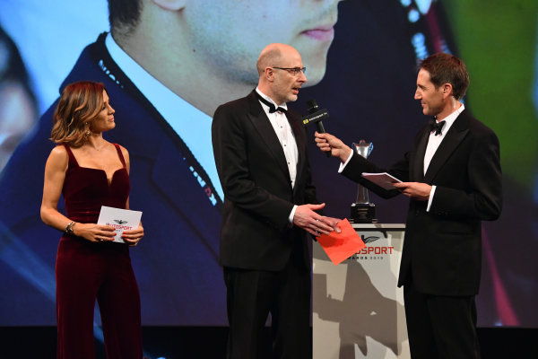 Presentation of the Engineer of the Future award