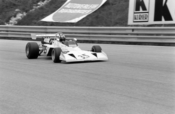 Wilson Fittipaldi, Brabham BT40 BMW.