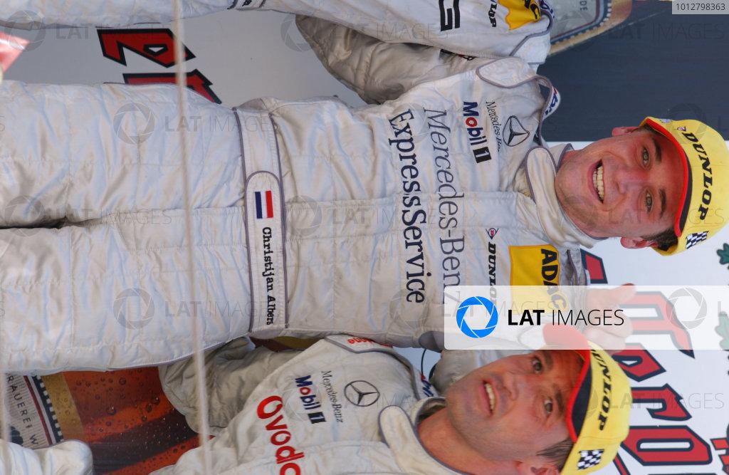 2003 DTM Championship norisring, nurnberg Germany. 20th - 22th june 2003