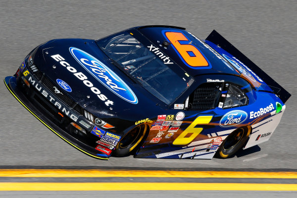 20-21 February, 2015, Daytona Beach, Florida USA Darrell Wallace Jr ?2015, Russell LaBounty LAT Photo USA