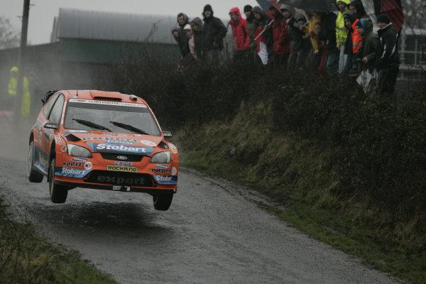 Round 1, Rally Ireland, 29th Jan - 1st Feb 2009, Henning Solberg, Ford, ActionWorldwide Copyright: McKlein/LAT