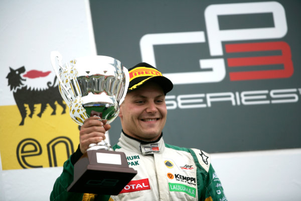 Round 6. Hungaroring, Budapest, Hungary, 31st July 2011.