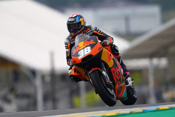 2017 MotoGP Championship - Round 5 Le Mans, France Friday 19 May 2017 Bradley Smith, Red Bull KTM Factory Racing World Copyright: Gold & Goose Photography/LAT Images ref: Digital Image 670424