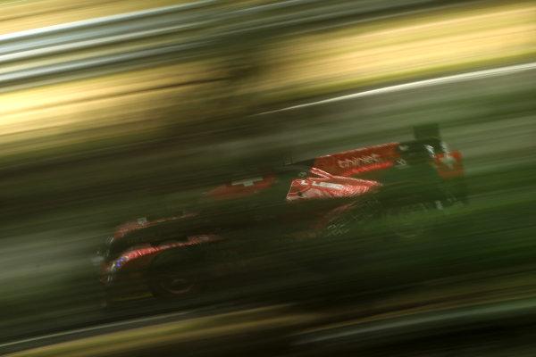 2016 Le Mans 24 Hours Test day, Le Mans, France. 5th June 2016. Nicolas Prost / Nelson Piquet Jnr / Nick Heidfeld - Rebellion Racing Rebellion R-One AER. World Copyright: Ebrey / LAT Photographic.