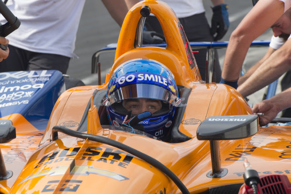 Fernando Alonso, McLaren Racing Chevrolet