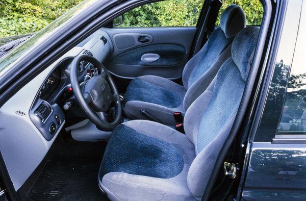 Ford Escort 16v.