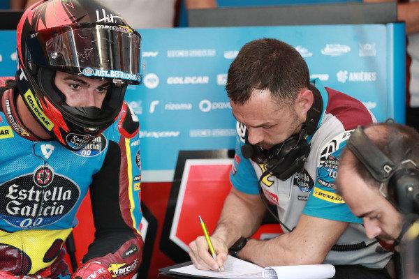Augusto Fernandez, Marc VDS Racing.