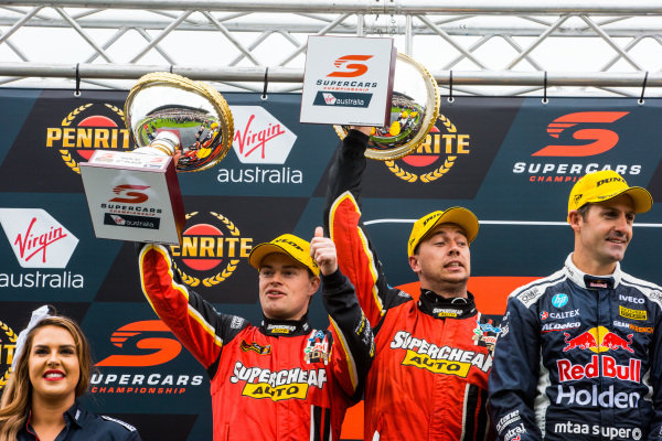 James Moffat, Chaz Mostert, Tickford Racing Ford