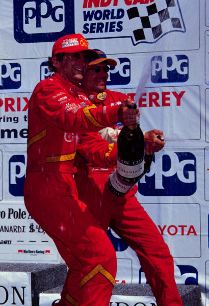 1996 CART Laguna Seca