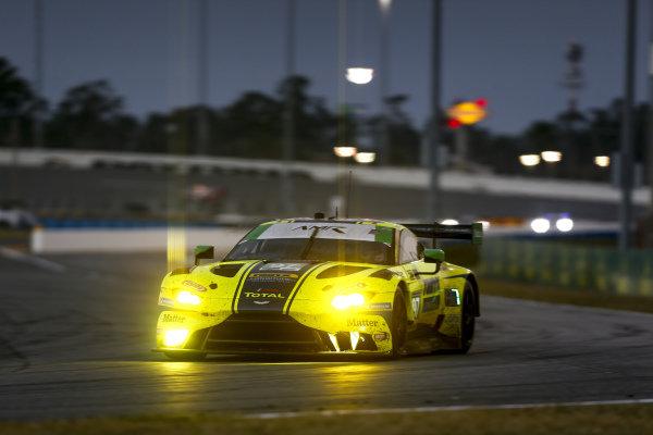 #97 TF Sport Aston Martin Vantage GT3, GTD: Ben Keating, Maxwell Root, Richard Westbrook, Charlie Eastwood