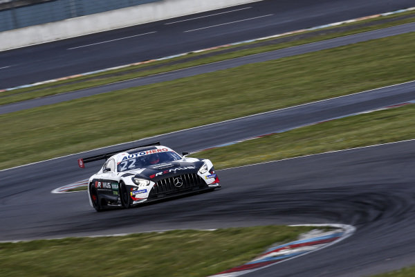 Lucas Auer, Mercedes AMG Team Winward Mercedes AMG GT3..