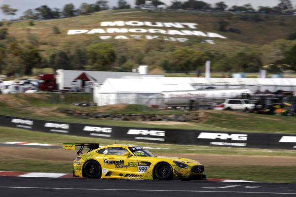 #999 Mercedes-AMG Team GruppeM Racing Mercedes AMG GT GT3: Maximilian Buhk, Raffaele Marciello, Maximilian Götz.