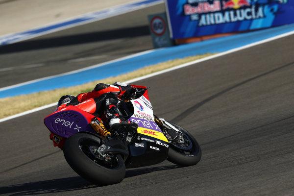 Lukas Tulovic, Tech 3 E-Racing.