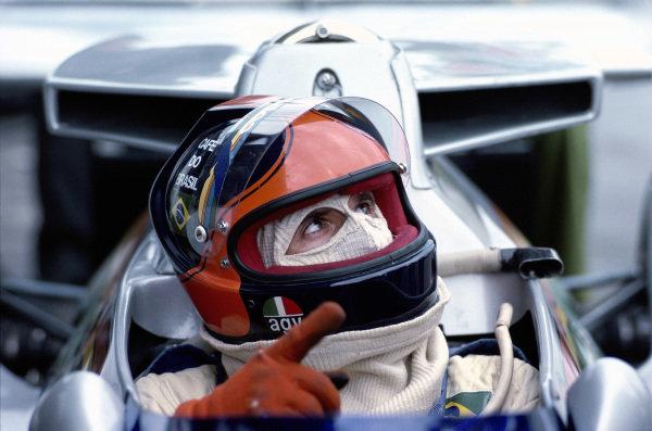 Emerson Fittipaldi, Fittipaldi FD-Ford.