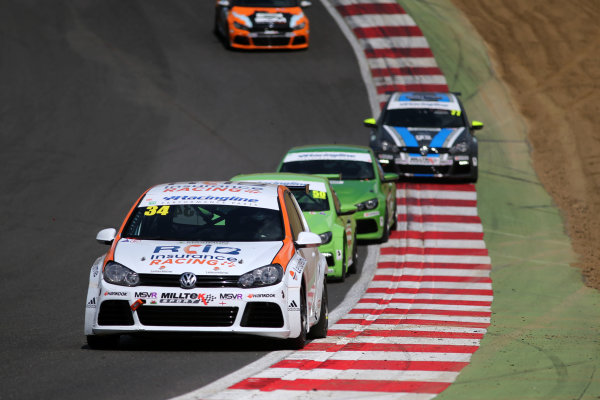 2017 Volkswagen Cup, Brands Hatch, 5th-6th August 2017, Toby Davis  World Copyright. JEP/LAT Images
