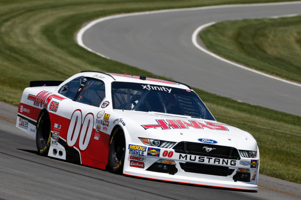 NASCAR XFINITY Series Pocono Green 250 Pocono Raceway, Long Pond, PA USA Friday 9 June 2017 Cole Custer, Haas Automation Ford Mustang World Copyright: Matthew T. Thacker LAT Images ref: Digital Image 17POC1mt1017