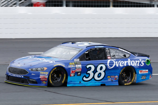 Monster Energy NASCAR Cup Series Overton's 301 New Hampshire Motor Speedway, Loudon, NH USA Friday 14 July 2017 David Ragan, Front Row Motorsports, Overton's Ford Fusion World Copyright: Matthew T. Thacker LAT Images
