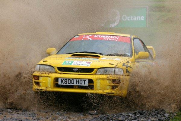 2006 British Rally Championship,Pirelli International Rally, Carlisle 13th-14th May 2006,Kate Heath,World Copyright: Jakob Ebrey/LAT Photographic.