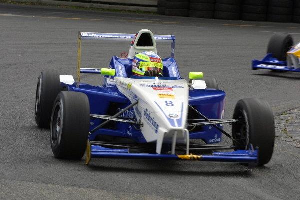 Maximilian Gštz (GER)ADAC Nordbayern / MŸcke finished third.Formula BMW ADAC Championship, Rd5, Norisring, Germany. 30 June 2002.DIGITAL IMAGE