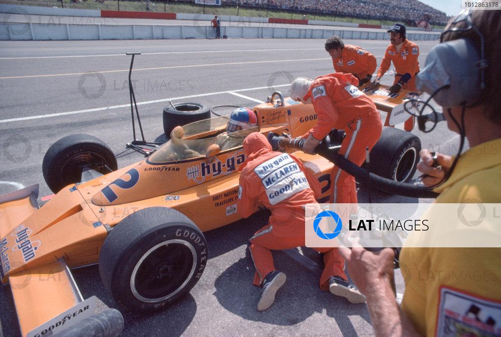 1976 USAC Indycar Series.