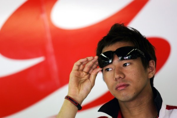 Sakon Yamamoto (JPN) Super Aguri F1 Team Third Driver.