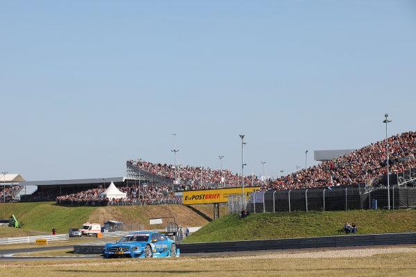 Round 8 - Oschersleben, Germany.14th - 16th September 2012.Roberto Merhi (ESP) Persson Motorsport AMG Mercedes C-Coupe.World Copyright: Schaber / XPB Images / LAT Photographicref: Digital Image 2354996_HiRes