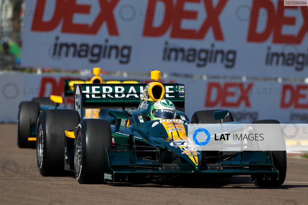 2011 IndyCar St. Petersburg