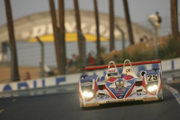 2006 Le Mans 24 Hours, Le Mans, France.14th - 18th June. Th Erdos (GBR)/ M Newton (GBR)/ A Wallace (GBR), RML, Lola AER. Action .World Copyright: Andrew Ferarro/LAT PhotographicRef: Digital Image Only ZP9O1349