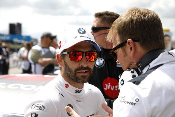 Timo Glock, BMW Team RMG.