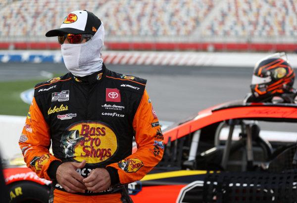 Martin Truex Jr., Joe Gibbs Racing Toyota Bass Pro Shops Copyright: Chris Graythen/Getty Images