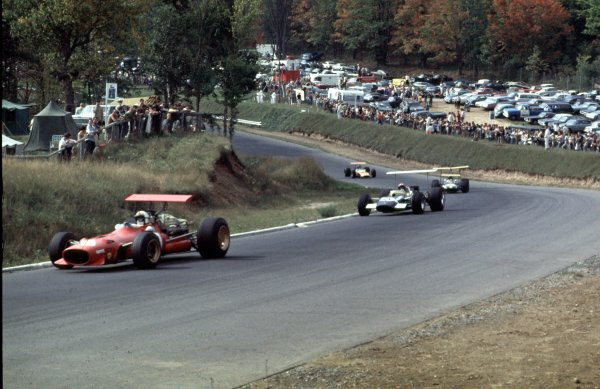 1968 Canadian Grand Prix.