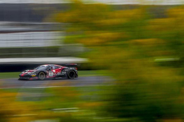 #1 Ferrari 488 GT3 of Martin Fuentes, Rodrigo Baptista, Squadra Corse, GT3 TBC
