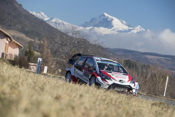 Kris Meeke, Toyota Gazoo Racing WRC, Toyota Yaris WRC 2019