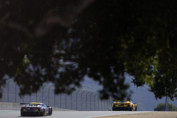#4: Corvette Racing Corvette C8.R, GTLM: Tommy Milner, Nick Tandy, #3: Corvette Racing Corvette C8.R, GTLM: Antonio Garcia, Jordan Taylor