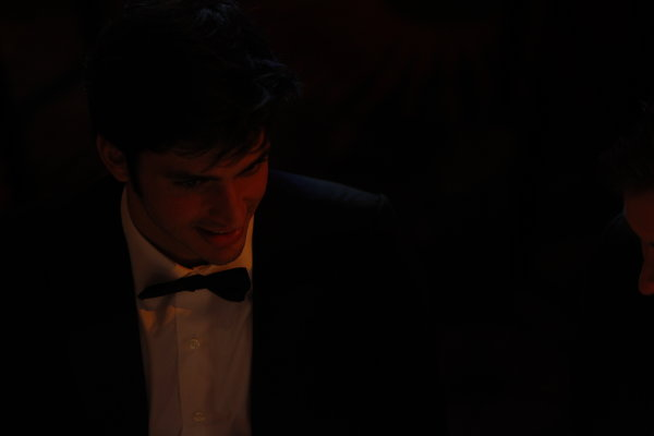 2014 Autosport Awards. Grosvenor House Hotel, Park Lane, London. Sunday 7 December 2014. Carlos Sainz Jr. World Copyright: Sam Bloxham/LAT Photographic. ref: Digital Image _G7C2516